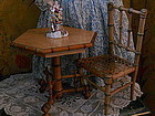 ~~~ Pretty French Bamboo Table Set ~~~