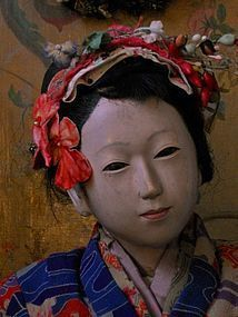 ~~ Superb Japanes Ichimatsu Doll ~~