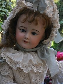 Most Beautiful Childlike French Bisque BeBe by SFBJ