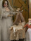 ~~~ Very nice small Baby Doll Cradle ~~~