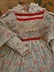 Marvelous French Enfantin Poupee Costume
