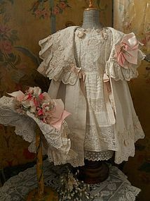Marvelous 4 Piece French Bebe Couture Outfit