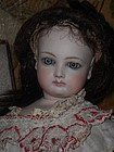Rare Attic Found French Poupee from Paris Department Store / 1880th.