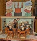 Rare French Single Room Schoolhouse