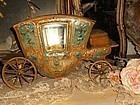Very Rare Luxury French Romantic Mignonette Coach