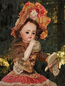 Rare French Musical Automaton by Gustav Vichy / 1885