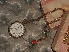 Superb French Faux - Watch in Original Store Box