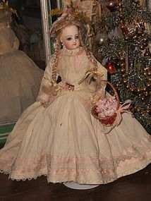 Pretty Petite French Poupee size 0 in Original Costume