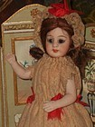Cute German All Bisque Child for French Market