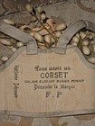 Rare Antique Small Labeled Bebe Corset