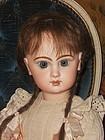 Pretty Bebe Jumeau from France Attic Found