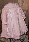 Lovely Original Antique Apron Cotton Dress