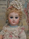 Pretty Bisque Bebe by Emile Jumeau in Superb Antique Costume