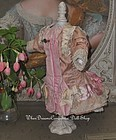 Most Beautiful Antique French Silk Gown