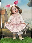 ~~~ Lovely French Bisque Character by SFBJ in Fine Large Size ~~~