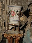 "Rare Miniature French ""Porcelain De Paris "" Vase"