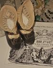 ~~~ Rare French Bebe Shoes by Bru size 10 ~~~