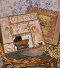 "~~~ Lovely French "" Trousseau Nourrice "" in Original Box ~~~"