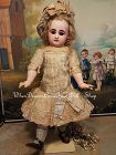 Beautiful French Bisque Bebe by Rabery et Delphieu , Factory Original