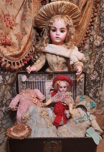 "Darling 11"" Bru Jne. from ~ Au Nain Bleu ~ Shop with Trousseau"