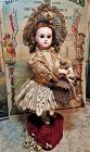 "Rare "" Bebe Niche"" Antique Musical Automaton by Lambert"
