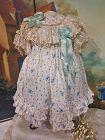 ~~~ Lovely Antique French Muslin Bebe Dress ~~~