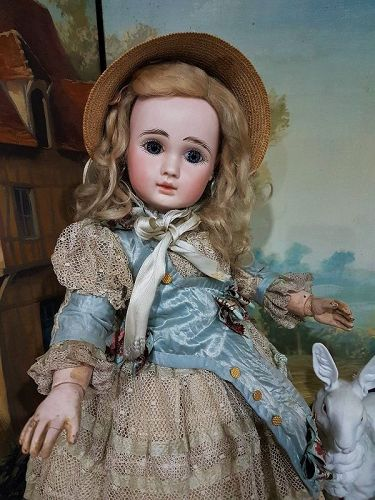 ~~ French Darling A Steiner Bebe with Childlike Expression ~~
