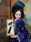~~All Original Fashion Doll Belt Watch in Presentation Box / 1870~~