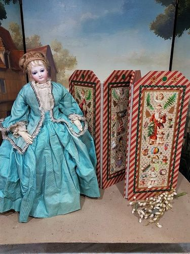 ~~~ Lovely Christmas in July Dolls Screen ~~~