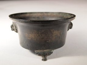 Chinese bronze incense-burner