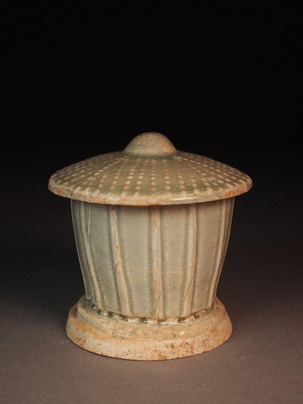 Chinese Qingbai model of granary