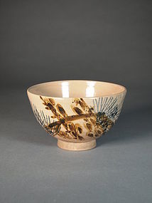 Japanese tea bowl