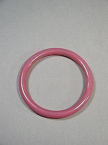 Chinese Beijing glass bangle