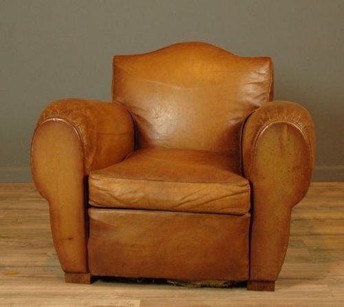 Gendarme Vintage Solo French Club Chair