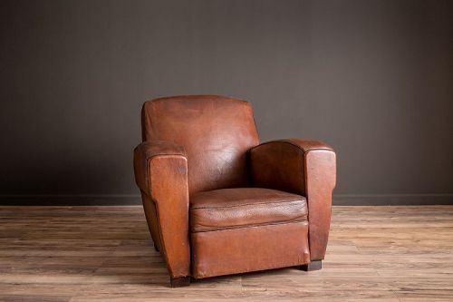 Lemans Library Solo French Club chair