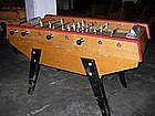 Vintage French Baby-foot Golfazur Foosball Table