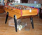 Vintage French Baby-Foot Monzini Foosball Table