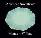 "American Sweetheart Monax 8"" Salad Plate"