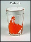 Hazel Atlas Nursery Tumbler ~Cinderella Wed the Prince~