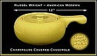 Russel Wright American Modern Large Cov Casserole