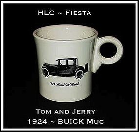 Org Fiesta Tom and Jerry 1924 BUICK Mug