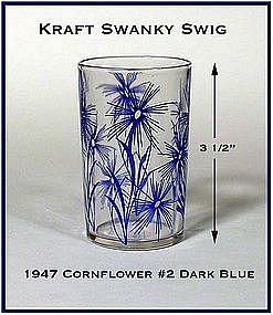 Kraft Swanky Swig Cornflower Blue #2