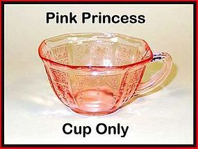Hocking ~ Pink Princess ~ Cup Only