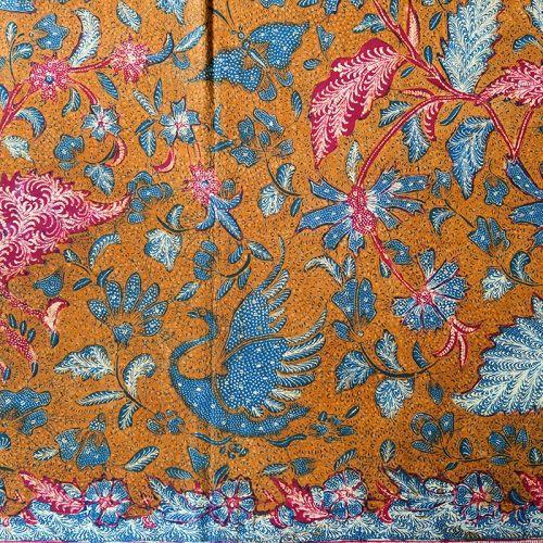 Java | Hand-drawn batik made in 3 States (<i>batik tiga negeri</i>)