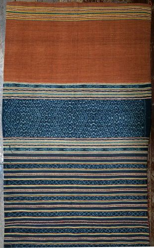 Indonesia | Timor vintage ikat skirt <i>tais marobo</i>
