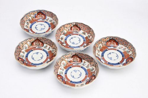 "Imari bowl ""SAKURA"""