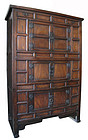 Korean Large Kitchen Cabinet