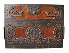 Japanese Rare Antique Fune Tansu (Ship Chest)