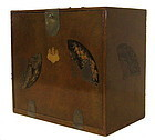 Stunning Antique Japanese Lacquered Case