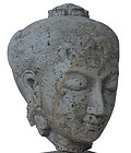 Antique Javanese Head